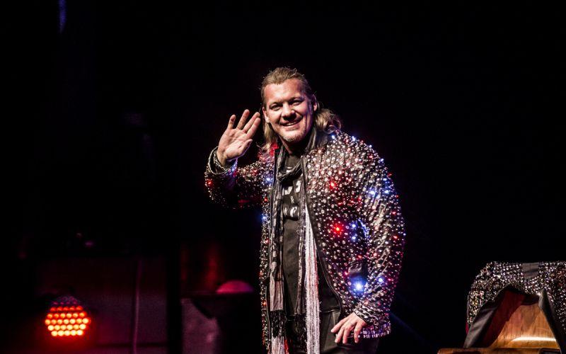 Resultado de imagem para Chris Jericho 2018