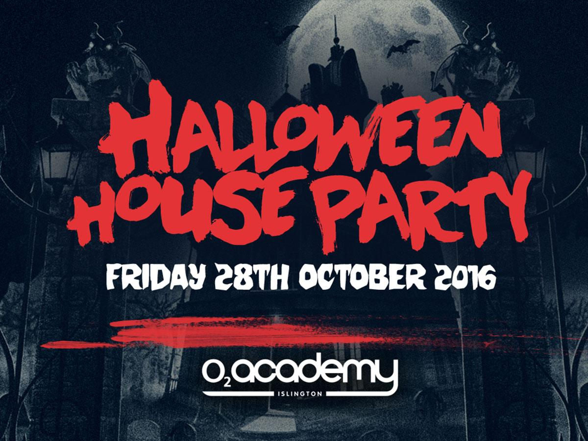 Halloween Weekend 2016 Clubbing Guide | O2 Academy Bournemouth