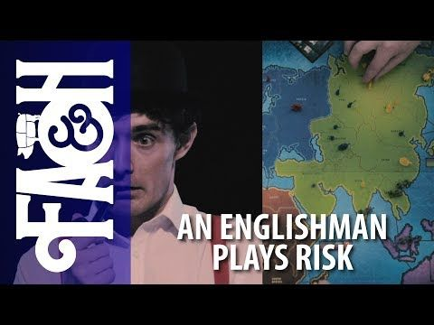 Embedded thumbnail for Foil, Arms & Hog - An Englishman Plays Risk