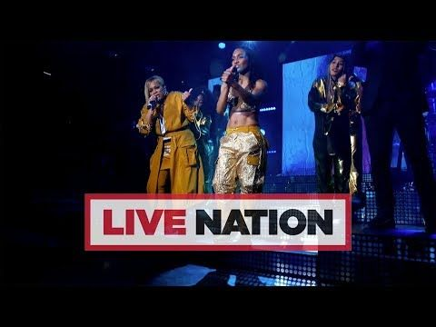 Embedded thumbnail for TLC UK Tour