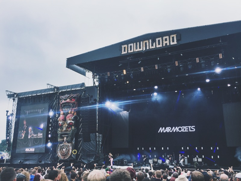 main stage download festival