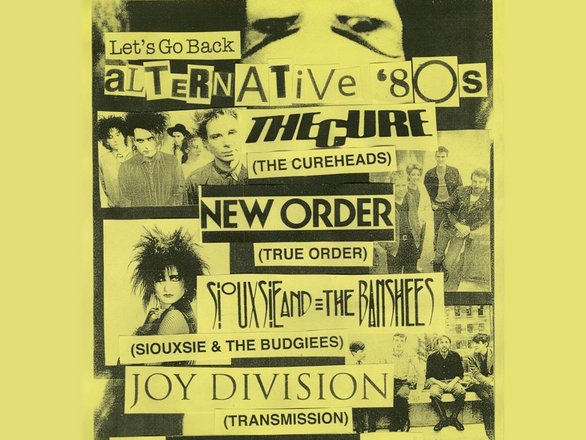 Alternative 80s Tickets