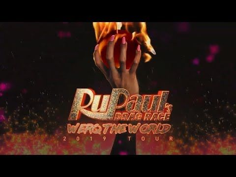 Embedded thumbnail for RuPaul's Drag Race Tour: Werq The World