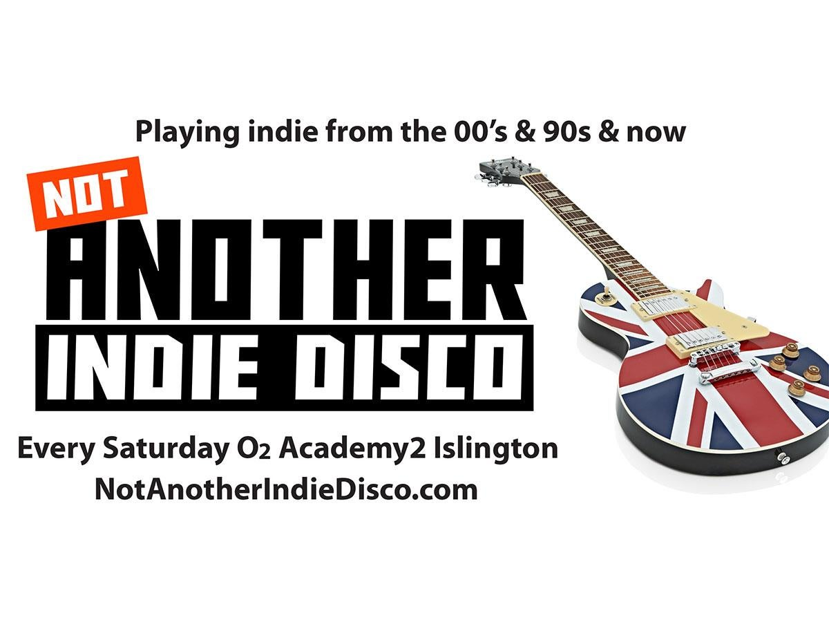 Not Another Indie Disco - Christmas Party Tickets | O2 Academy Oxford