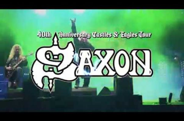 Embedded thumbnail for Saxon 2019 tour