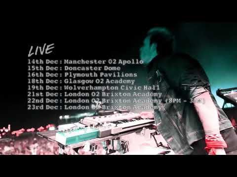 Embedded thumbnail for The Prodigy - UK tour
