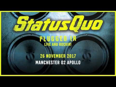 Embedded thumbnail for Status Quo: Plugged In - Live and Rockin'!