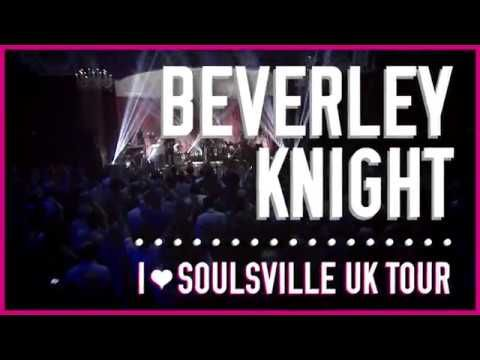 Embedded thumbnail for Beverley Knight -  I ❤ Soulsville Tour