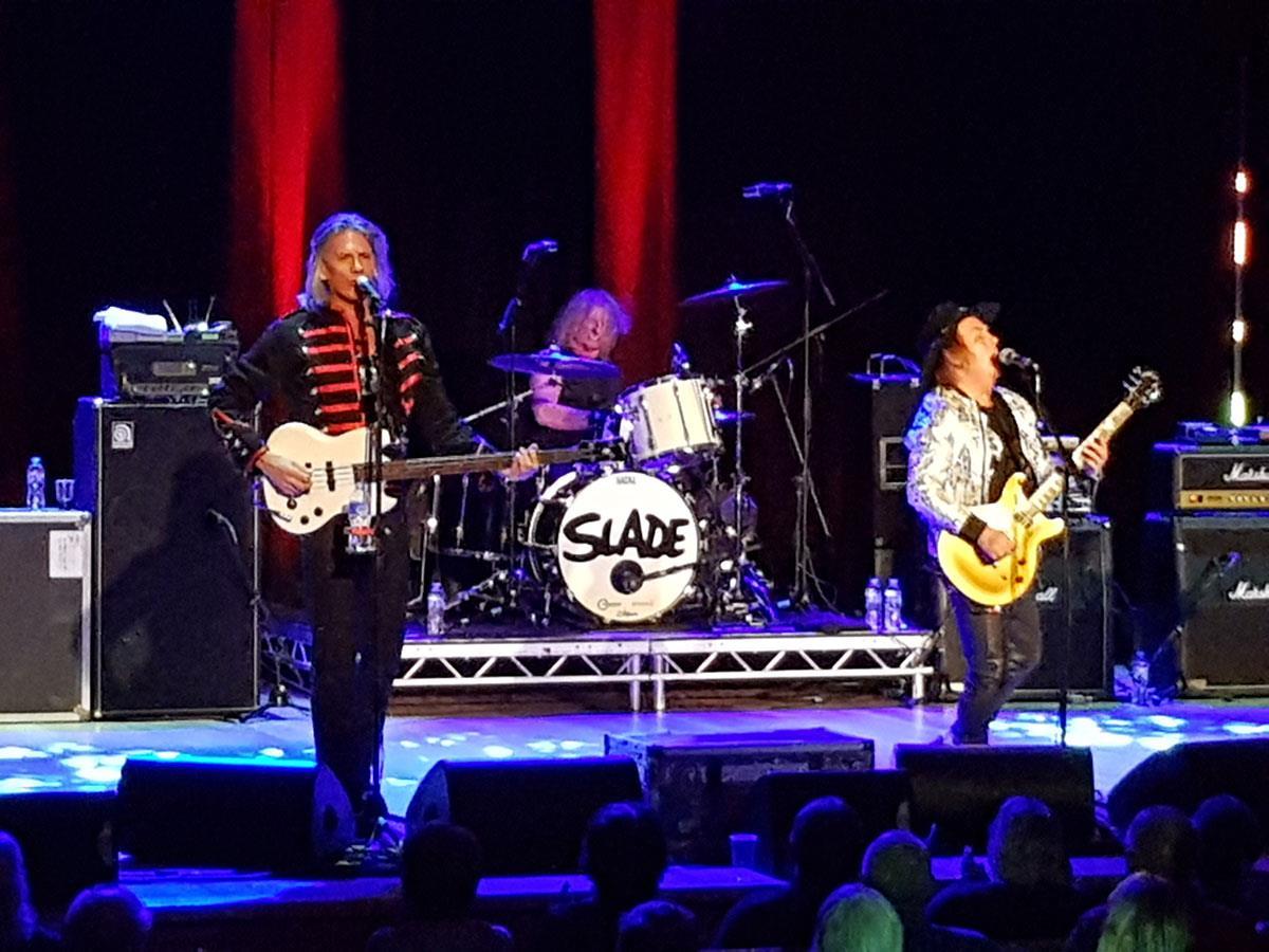 2019 Christmas Music.Slade The Rockin Home For Christmas Tour 2019 Tickets