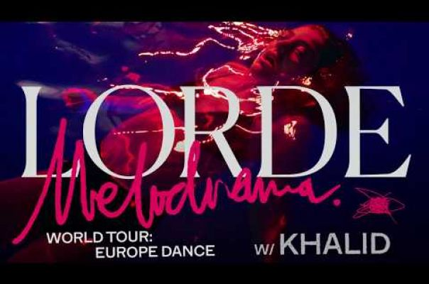 Embedded thumbnail for Lorde - UK Tour